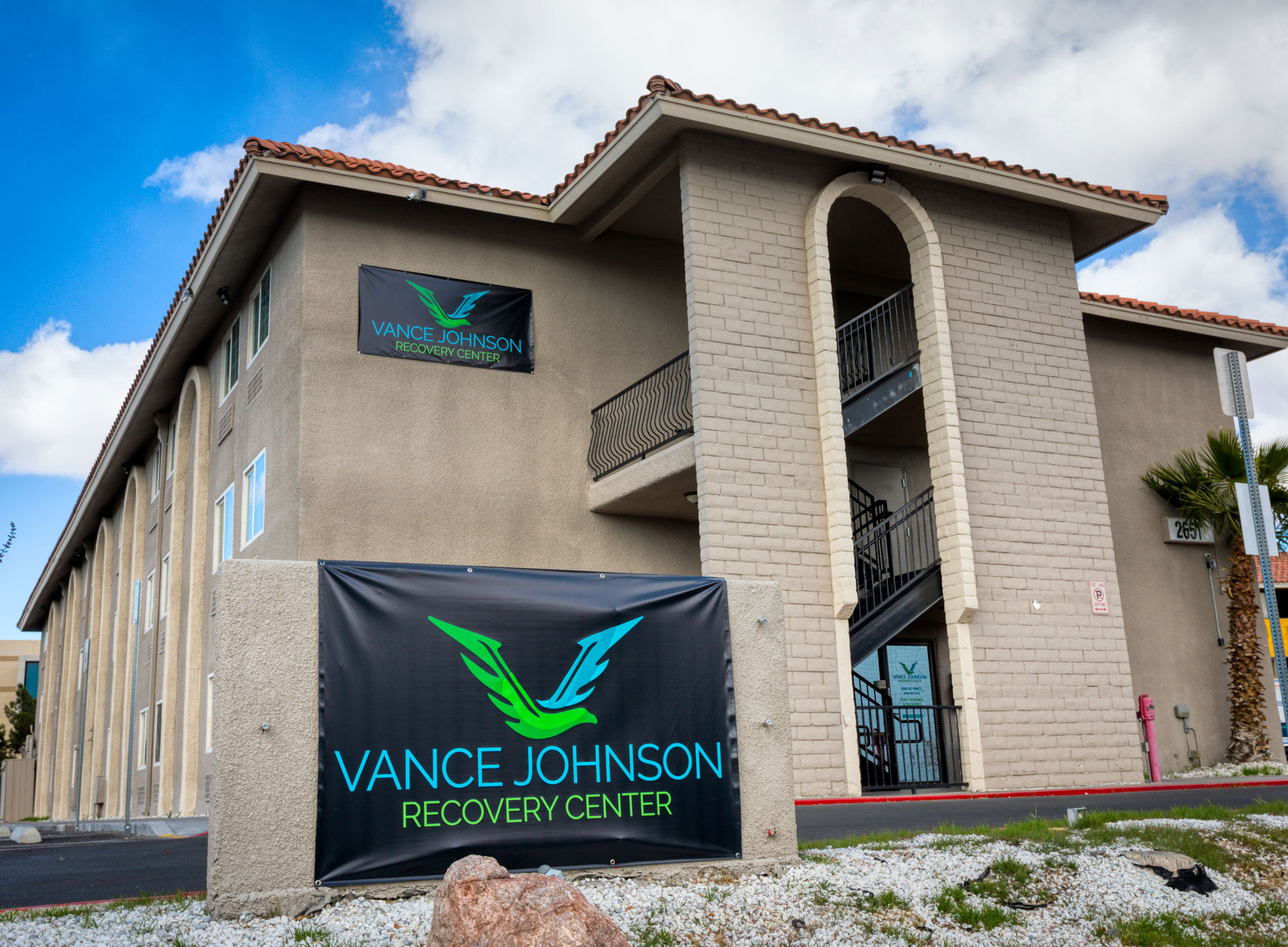 Vance Johnson Recovery Center Las vegas