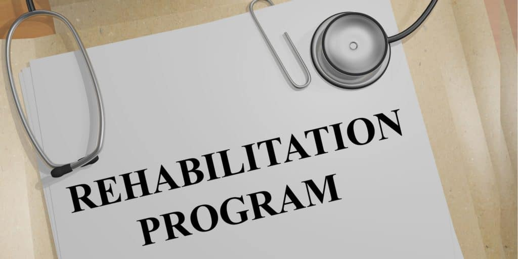 Nevada rehab program